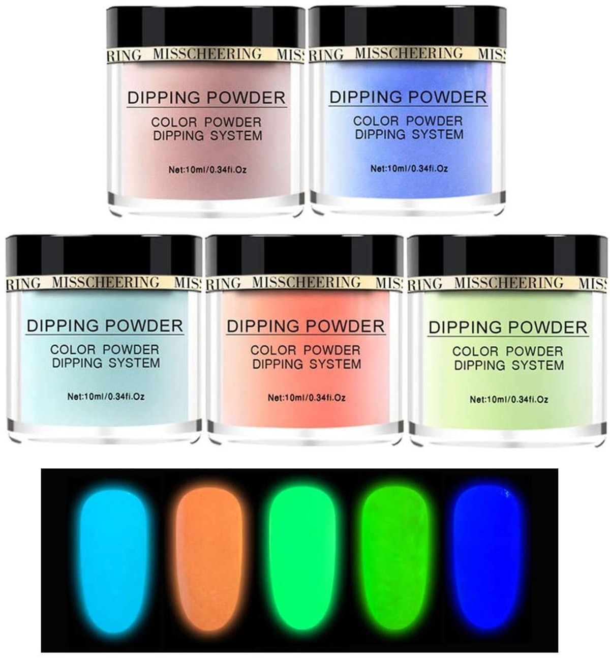 ASfairy-Beauty Dip Powder Nail Starter Kit