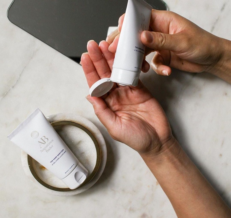 Augustinus Bader's The Hand Treatment is combatting dryness from overwashing