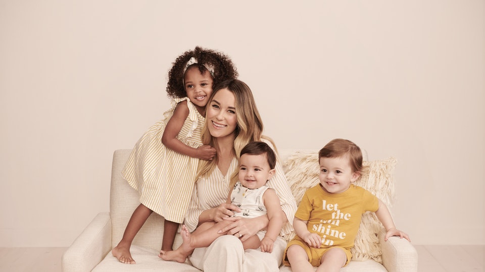 Lauren Conrad waited until she had spent a lot of time shopping for her own children's clothing before designing Little Co. for Kohl's.