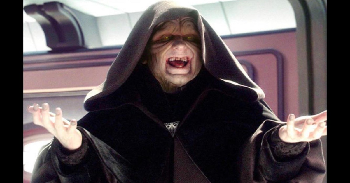 We asked 1,300+ Star Wars fans who Palpatine was afraid of. Here's what they said.