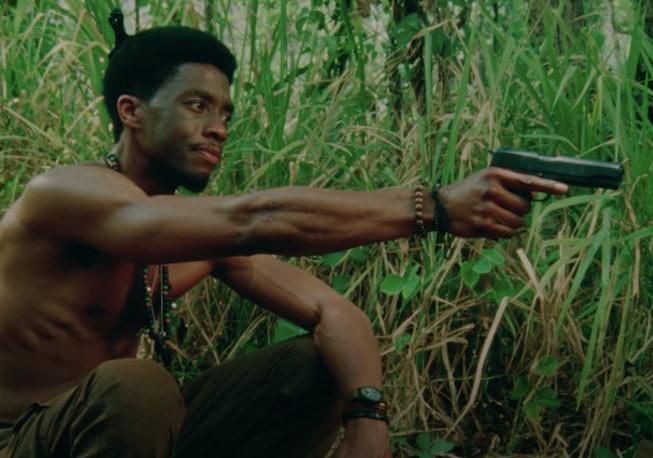 Chadwick Boseman in 'Da 5 Bloods.'