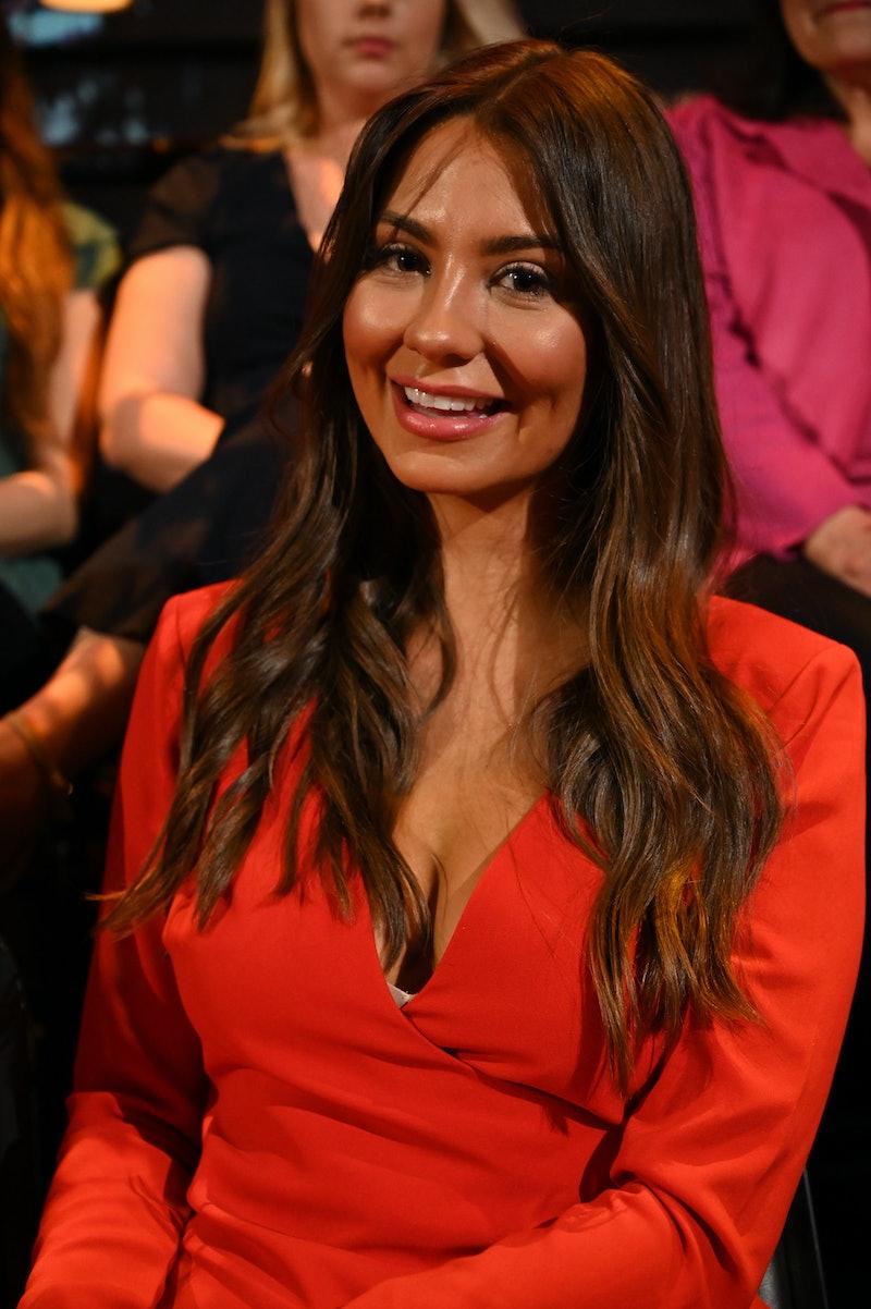 Kelley Flanagan responds to backlash over Peter's Bachelor season.