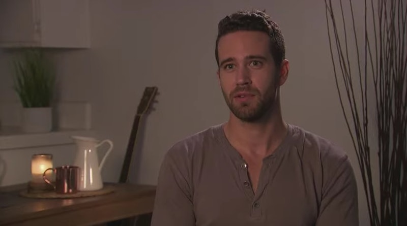 Trevor from The Bachelor: Listen to Your Heart
