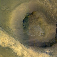 Scientists solve a Mars mystery: The source of those lava-like flows