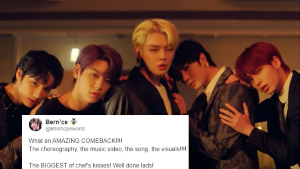 "The tweets about TXT's ""Can't You See Me?"" music video show fans are shook over the MV's dark vibe."