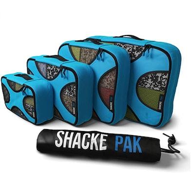 Shacke Pak Packing Cubes (5-Pack)