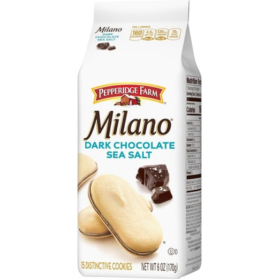 Milano Dark Chocolate Sea Salt Cookies