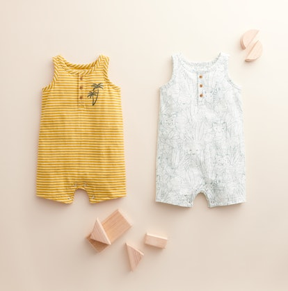 Little Co. by Lauren Conrad offers a gender neutral palette and design to make for easy mix-and-match looks.