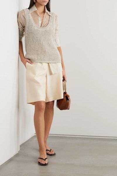 Tula Crochet Top