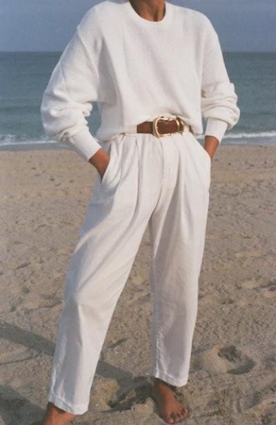 Linen Townes Pant