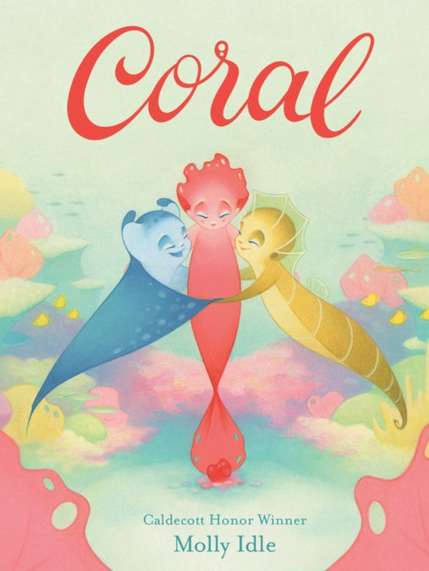 Cover of Coral by Molly Idle