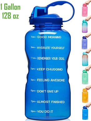 Venture Pal 1 Gallon Motivational Water Bottle