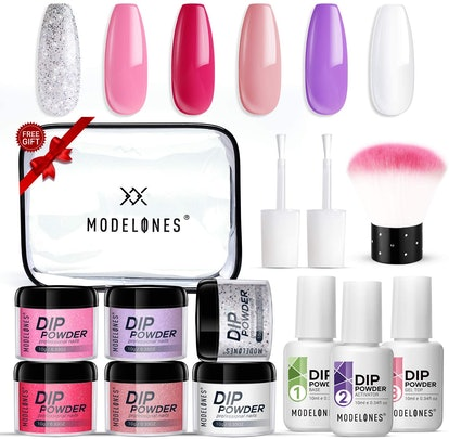Modelones Dipping Powder Nail Starter Kit