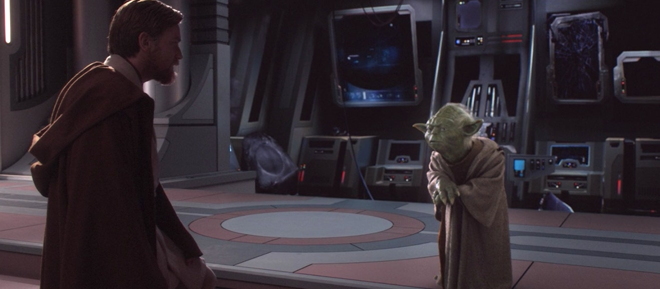 Star Wars Theory Yoda S Revenge Of The Sith Plan Was Secretly Brilliant