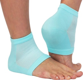 NatraCure Moisturizing Heel Sleeves