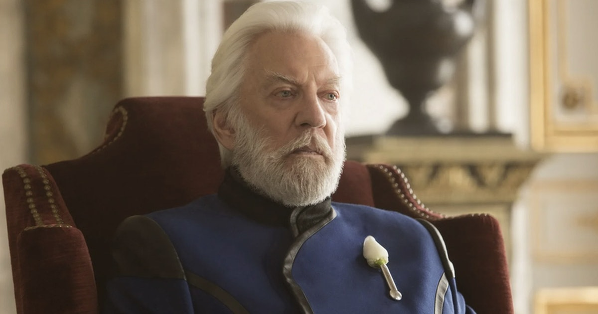 President Snow's Childhood Will Surprise Fans In 'The ...