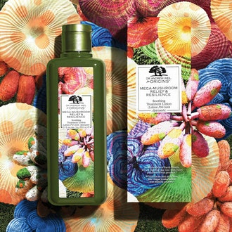 Dr. Andrew Weil For Origins Mega-Mushroom Relief & Resilience Soothing Treatment Lotion