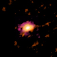 """Discovery of the """"Wolfe Disk"""" tests the theory of galaxy formation"""