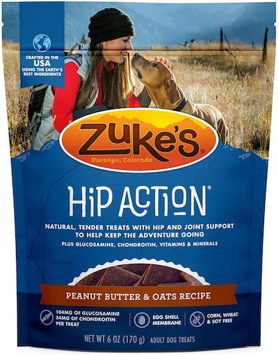 Zuke's Natural Hip & Joint Dog Treats (6 Ounces)