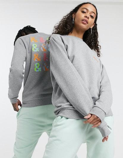 ASOS x GLAAD Unisex Relaxed Sweatshirt