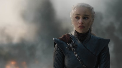 Dany destroys King's Landing on Game of Thrones.