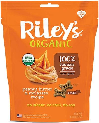 Riley's Organic Dog Treats (5 Ounces)
