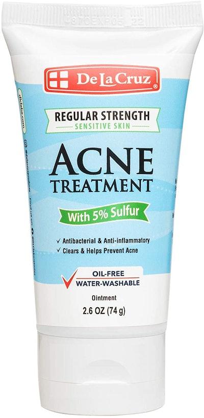 De La Cruz 5% Sulfur Acne Treatment