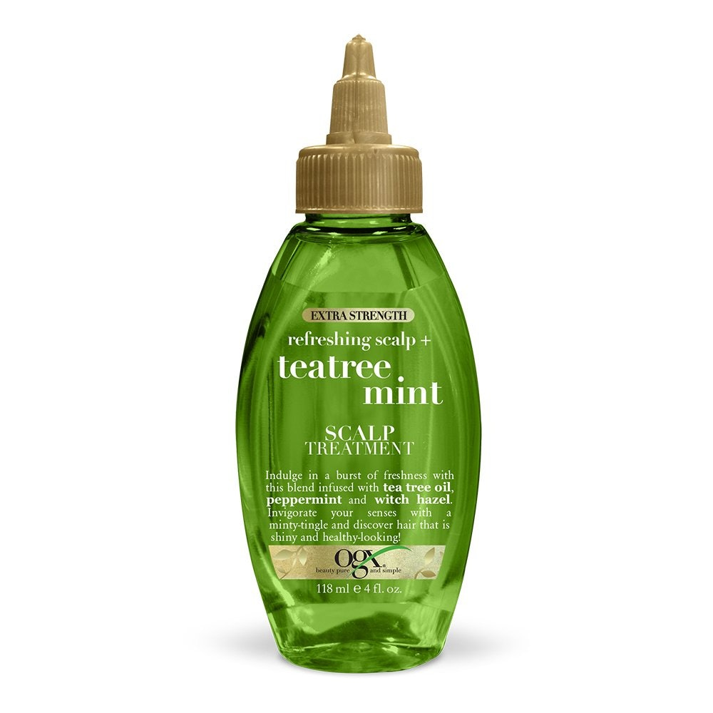 OGX Extra Strength Tea Tree and Mint Scalp Cleanser