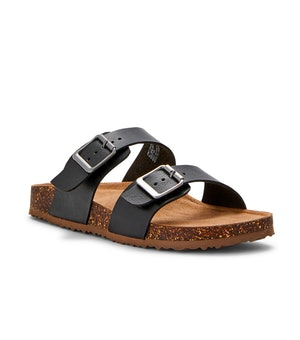 Footbed Slide Sandal