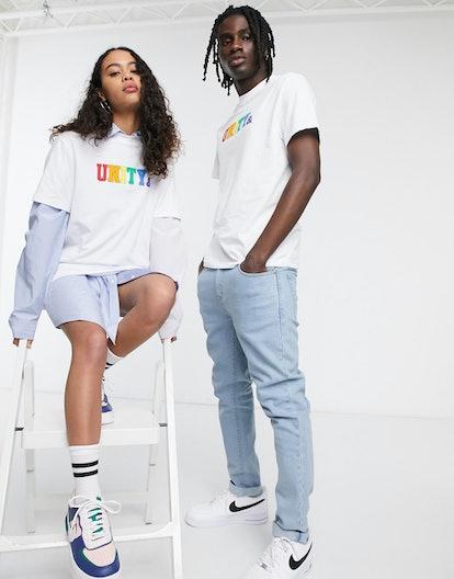 ASOS x GLAAD Unisex T-shirt with Unity Logo