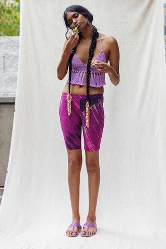 Jamun Pocket Shorts