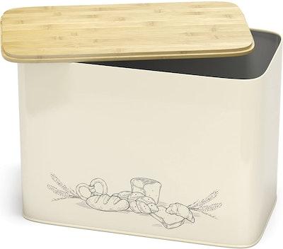 Cooler Kitchen Vertical Breadbox