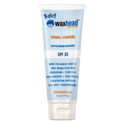 Baby Sunscreen - 4 oz