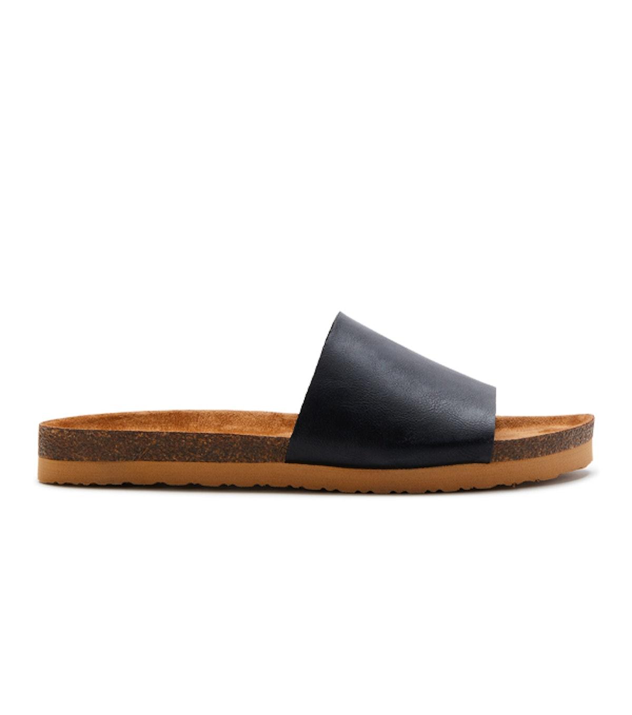 Footbed Slide Sandals