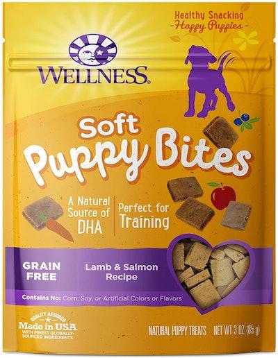 Wellness Natural Grain Free Puppy Training Treats (6 Ounces)