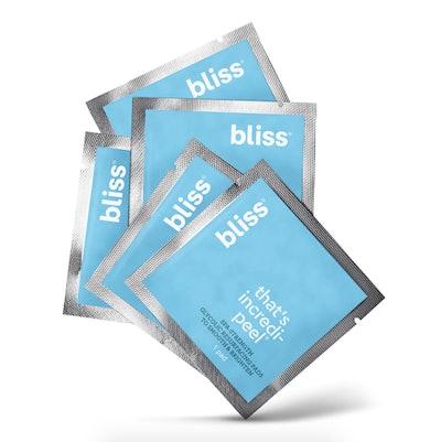 Bliss That's Incredi-Peel Glycolic Acid Resurfacing Pads