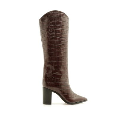 Analeah Boot Dark Chocolate