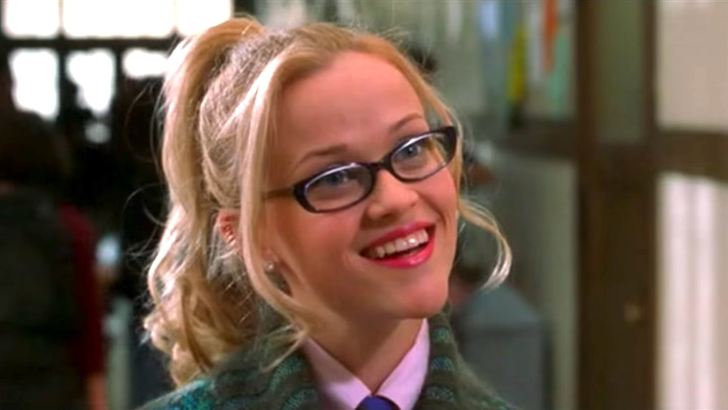 Elle Woods in 'Legally Blonde'
