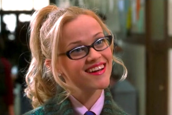Elle Woods in 'Legally Blonde'