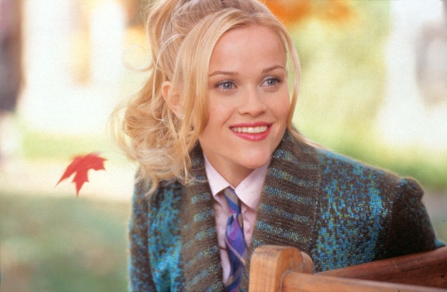 Reese Witherspoon in 'Legally Blonde.'