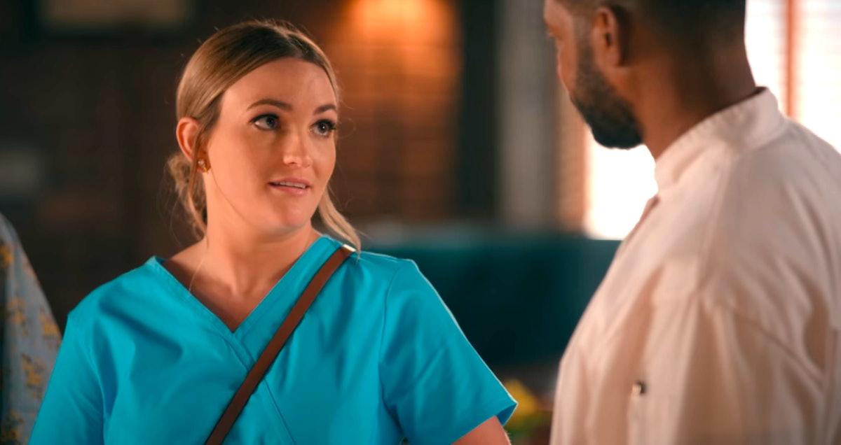 Jamie Lynn Spears in 'Sweet Magnolias'