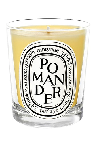 Pomander Scented Candle
