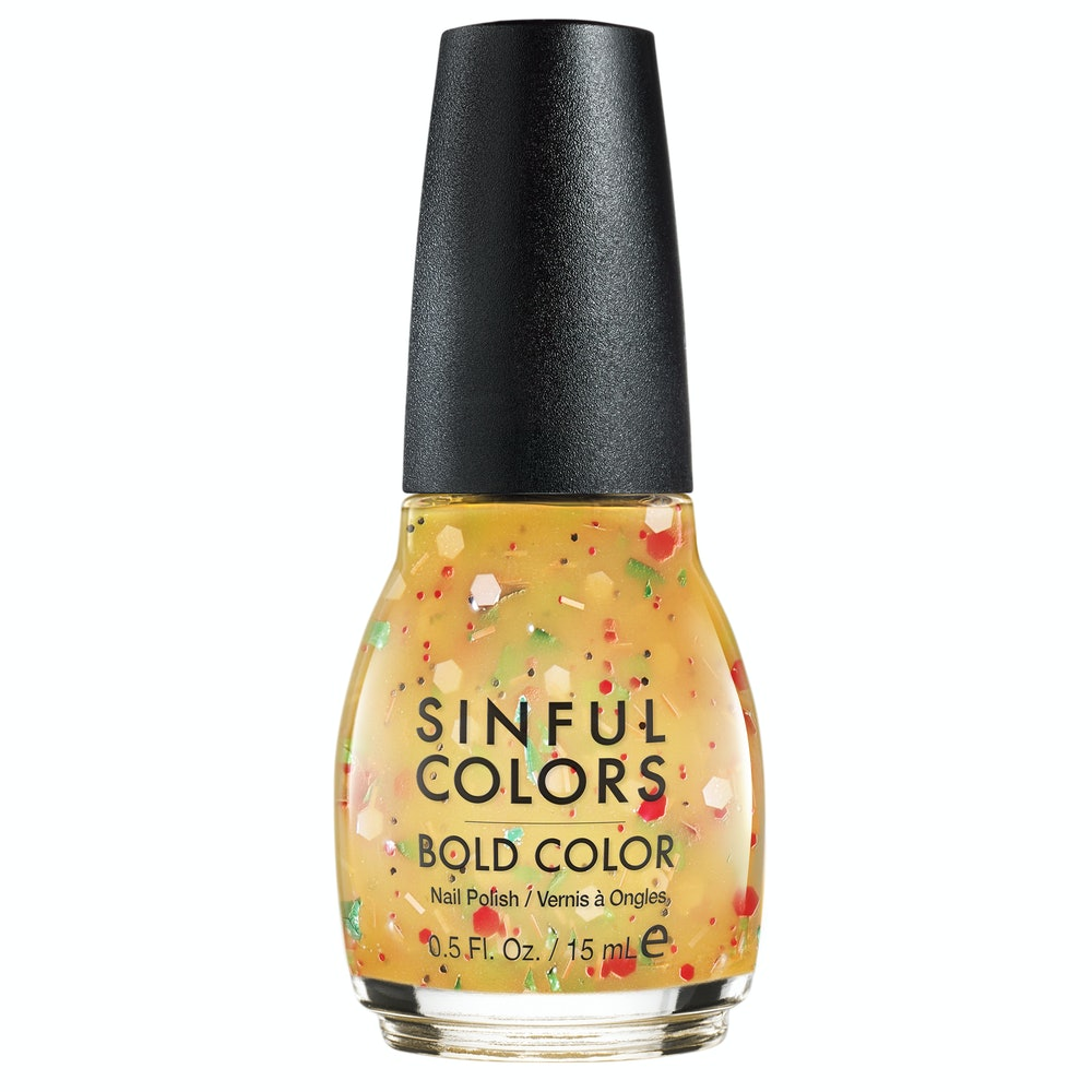 SinfulColors Sweet and Salty Nail Polish - Taco Tuesday