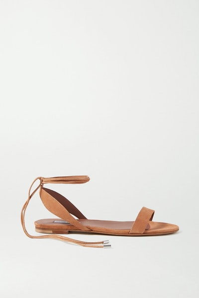 Tabitha Simmons Amii Suede Sandals