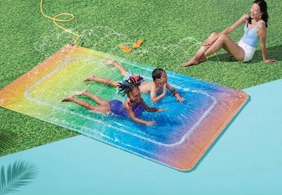 Rainbow Blobz Water Slide - Sun Squad™