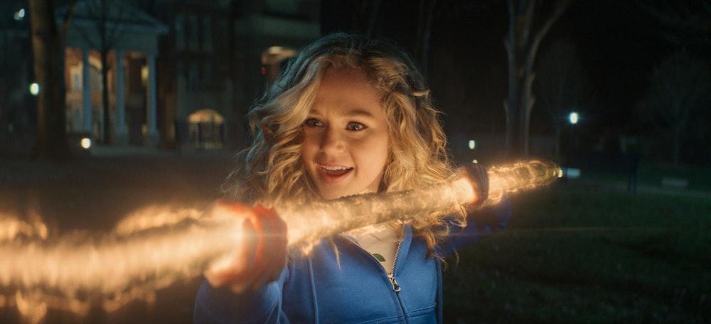 Bassinger, in 'Stargirl.'