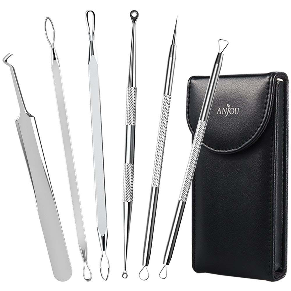 Anjou Blemish Remover Tool Set (6-Pieces)