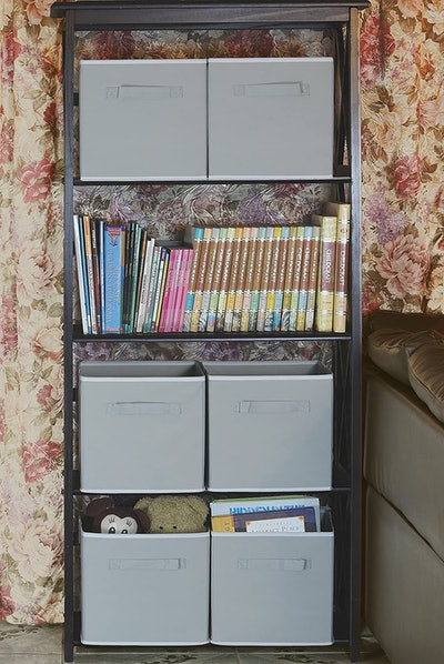 SimpleHouseware Storage Boxes (6-Pack)