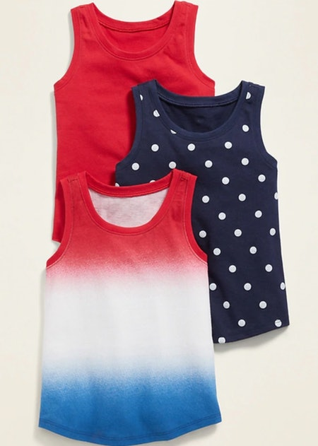 Jersey Tank Top 3-Pack