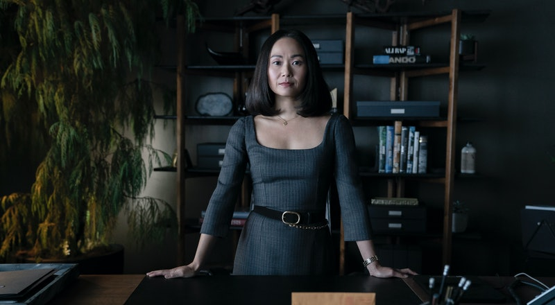Hong Chau as Audrey Temple in 'Homecoming' Season 2